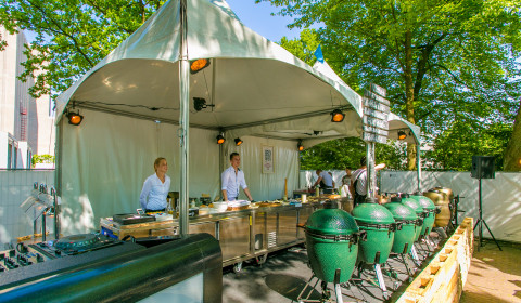 Green Egg Paviljoen